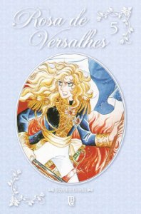 Rosa de Versalhes Vol. 5 - Pré-venda