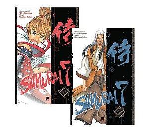 Samurai 7 Vol. 1 e 2 - Pré-venda