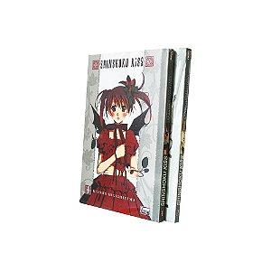 Shinshoku Kiss Vol. 1 e 2