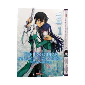 The Irregular at Magic High School Vol. 1 e 2