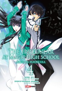 The Irregular at Magic High School Vol. 4 - Pré-venda