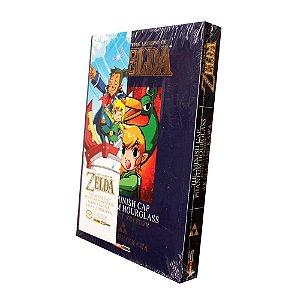 The Legend of Zelda the Minish Plantom Hourglass - Pré-venda
