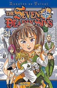 The Seven deadly Sins Vol. 21 - Pré-venda