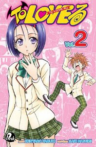 to Love Ru Vol. 2 - Pré-venda