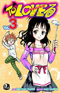 To Love Ru Vol. 3 - Pré-venda