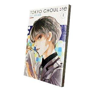 Tokyo Ghoul: Re Vol. 1 - Pré-venda