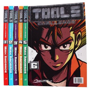 Tools Challenge Vol. 1 ao 6 - Pré-venda