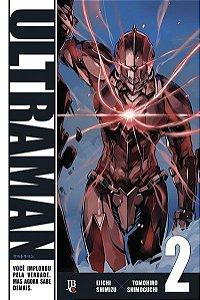 Ultraman Vol. 2 - Pré-venda
