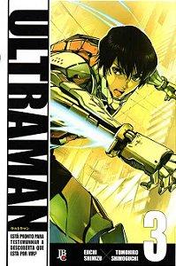 Ultraman Vol. 3 - Pré-venda