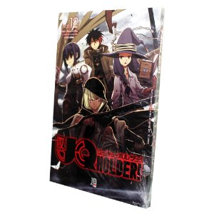 UQ Holder Vol. 12