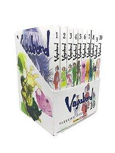 Vagabond Vol. 1 ao 10 - Pré-venda