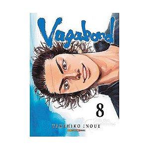 Vagabond Vol. 8 - Pré-venda