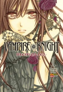Vampire Knight Memories Vol.1 - Pré-venda