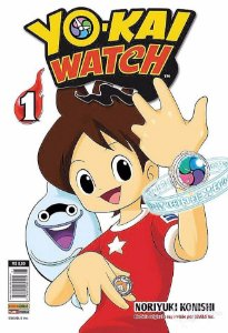 Yo-kai Watch Vol. 1 - Pré-venda