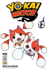 Yo-kai Watch Vol. 12 - Pré-venda