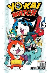 Yo-kai Watch Vol. 13 - Pré-venda