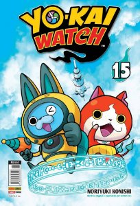 Yo-kai Watch Vol. 15 - Pré-venda