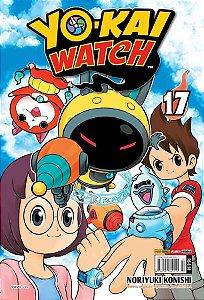 Yo-kai Watch Vol. 17 - Pré-venda