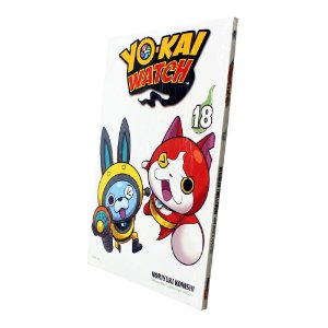 Yo-kai Watch Vol. 18 - Pré-venda