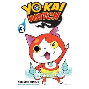 Yo-kai Watch Vol. 3 - Pré-venda