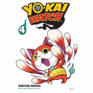Yo-kai Watch Vol. 4 - Pré-venda