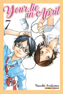 Your Lie in April Vol. 7 - Pré-venda