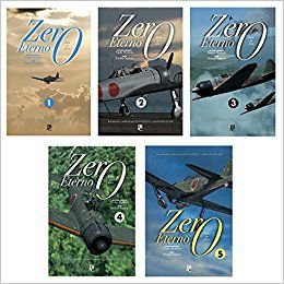 Zero Eterno Vol. 1 ao 5 - Pré-venda