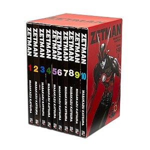 Zetman Vol. 1 ao 10 - Pré-venda