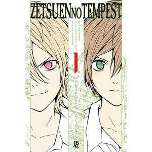 Zetsuen no Tempest Vol. 1 - Pré-venda