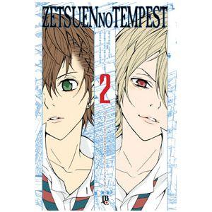 Zetsuen no Tempest Vol. 2 - Pré-venda