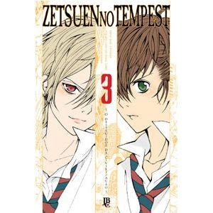 Zetsuen no Tempest Vol. 3 - Pré-venda