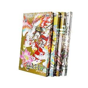 Gate 7 Vol. 1 ao 4- Pré-venda