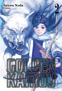 Golden Kamuy Vol. 2 - Pré-venda