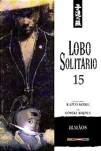 Lobo Solitário Vol. 15 - Pré-venda
