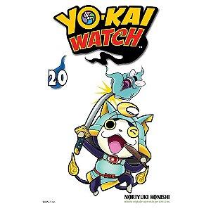 Yo-kai Watch Vol. 20 - Pré-venda