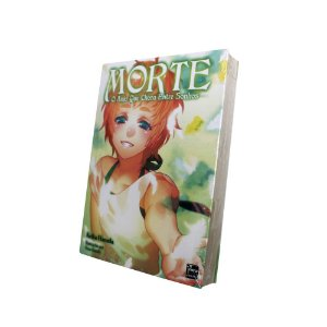 Light Novel Morte Vol. 3 - Pré-venda