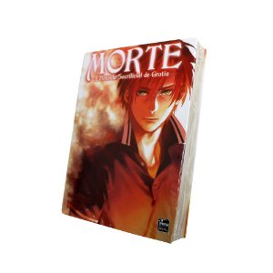 Light Novel Morte Vol. 2 - Pré-venda