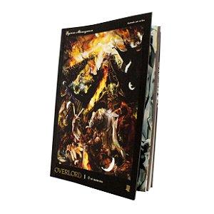 Light Novel Overlord