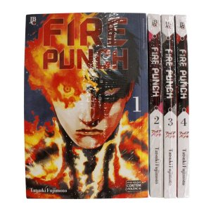 Fire Punch Vol.1 ao 4