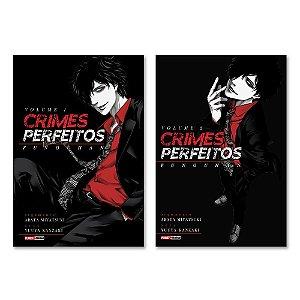 Crimes Perfeitos Vol.1 e 2 - Pré-venda
