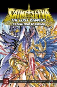 Cavaleiros do Zodíaco The Lost Canvas Vol.12 - Pré-venda