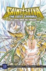 Cavaleiros do Zodíaco The Lost Canvas Vol.13 - Pré-venda