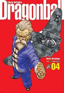 Dragon Ball Edição Definitiva Vol. 4 - Pré-venda