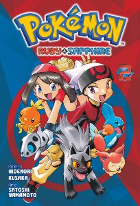 Pokémon Ruby & Sapphire Vol. 2 - Pré-venda