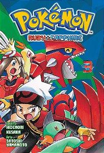 Pokémon Ruby & Sapphire Vol. 3 - Pré-venda