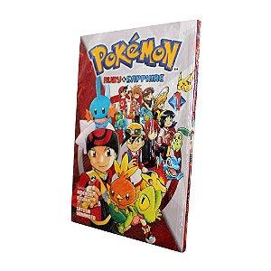 Pokémon Ruby & Sapphire Vol. 1 - Pré-venda