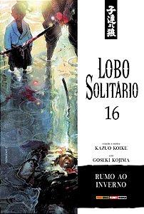 Lobo Solitário Vol. 16 - Pré-venda