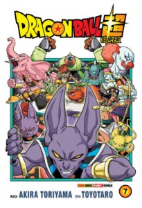 Dragon Ball Super Vol.7 - Pré-venda