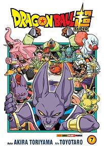 Dragon Ball Super Vol.7 - Pré-venda