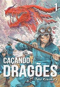 Caçando Dragões Vol. 1 - Pré-venda